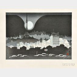 Junichiro Sekino (1914-1988), Shinagawa