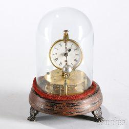 Briggs Rotary Conical Pendulum Clock