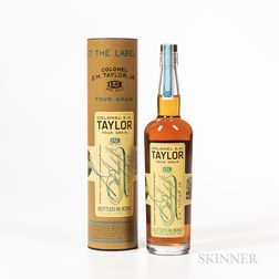 Colonel EH Taylor Four Grain, 1 750ml bottle (ot) Spirits cannot be shipped. Please see http://bit.ly/sk-spirits for more info.