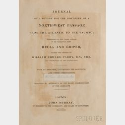 Journal of a Voyage for the Discovery of a Northwest Passage