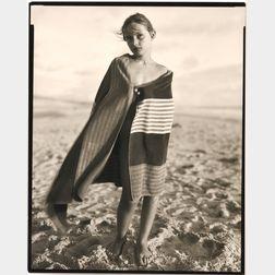 Jock Sturges (American, b. 1947)      Marie, Montalivet, France, 1990