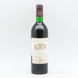 Chateau Margaux 1979, 1 bottle