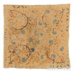 Ottoman Silk Turban Cover