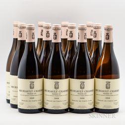 Comtes Lafon Meursault Charmes 2008, 12 bottles