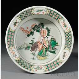 Porcelain Enamel Basin