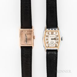 Two Bulova Wristwatches