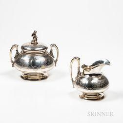 Tiffany & Co. Sterling Silver Tea Accessories