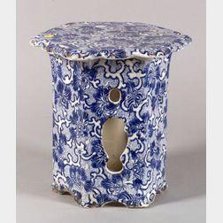 Maddock's Lamberton Works Royal Porcelain Garden Table