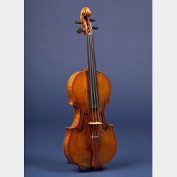 Fine and Important Italian Violin, Antonio Stradivari, Cremona, c. 1720