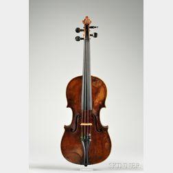 Czech Violin, c. 1840