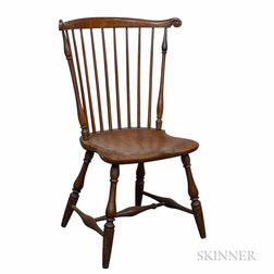 Comb-back Windsor Side Chair