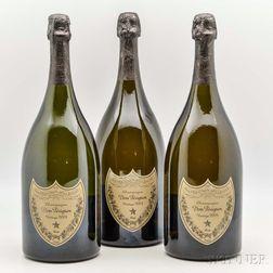 Moet & Chandon Dom Perignon 2004, 3 magnums (oc)