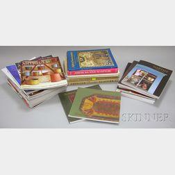 Five Americana Reference Books and Twenty-nine Periodicals