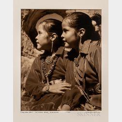 Two Contemporary Harvey Caplin Photographs