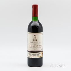 Chateau Latour 1983, 1 bottle