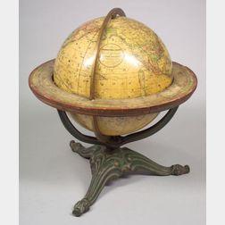 Joslin's 12-inch Terrestrial Globe