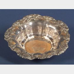 Whiting Manufacturing Co. Sterling Fruit Bowl
