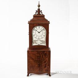 Elmer Stennes Massachusetts Shelf Clock