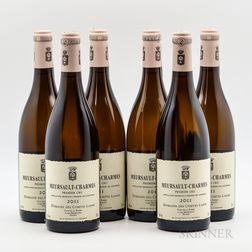 Comtes Lafon Meursault Charmes 2011, 6 bottles