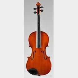 German Viola, c. 1960, Karl Herrmann Workshop
