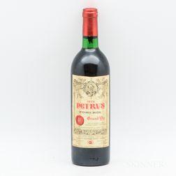 Petrus 1978, 1 bottle