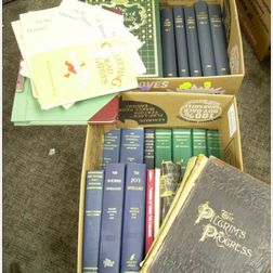 Collection of Approximately Fifty-four Genealogy Books, and Publications