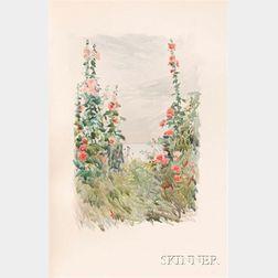 Thaxter, Celia (1835-1894), Author, and Hassam, Childe (1859-1935), Illustrator