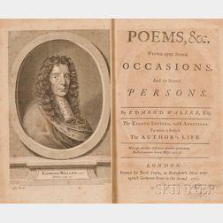 18th Century English, Three Volumes: