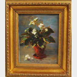 Elsie P. Augur (American, 1876-1975)      White Violets