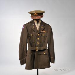 World War II United States Army Uniform