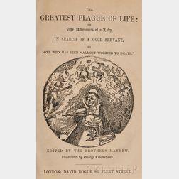 (Cruikshank, George, Illustrator), Mayhew, Augustus & Henry
