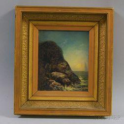 William Henry (Harry) Hilliard (American, 1836-1905)      Gloucester Study.