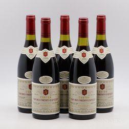 Faiveley Corton Clos des Cortons Faiveley 1993, 5 bottles