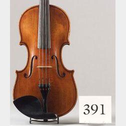 Modern Violin, workshop of Karel Van der Meer