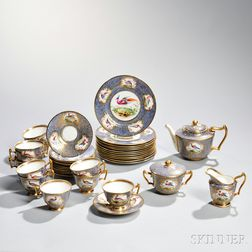 Royal Doulton Exotic Bird Tea Set