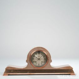 Chelsea Tambour No. 12 Shelf Clock