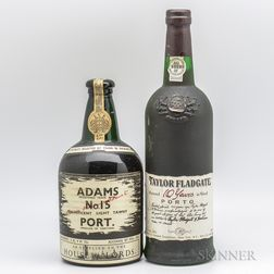 Mixed Port, 1 1 pint 9oz. bottle 1 750ml bottle