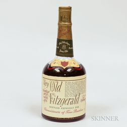 Very Old Fitzgerald 8 Years Old 1964, 1 4/5 quart bottle