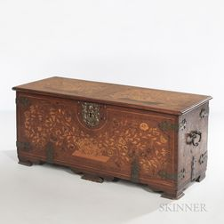 Dutch Marquetry Chest