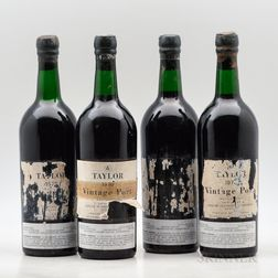 Taylor Vintage Port 1970, 4 bottles