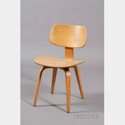 Bent Wood Side Chair