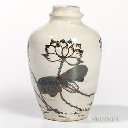 Small Cizhou Ware Vase