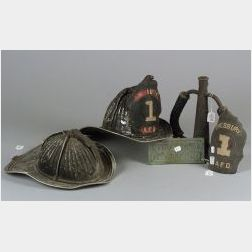 Five Firefighting Items