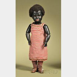 Simon & Halbig 1358 Black Character Child