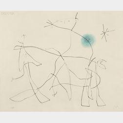 Joan Miró (Spanish, 1893-1983)      Image