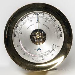 """Chelsea """"Ship's Bell"""" Barometer"""