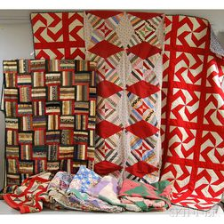Eight Quilts