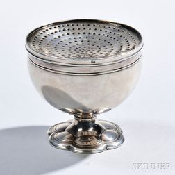 Continental Silver Sponge Stand