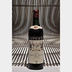 Chateau Cheval Blanc (Avery) 1959