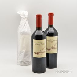 Catena Zapata Cabernet Sauvignon 2000, 3 bottles